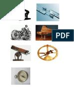 Edad Moderna Inventos