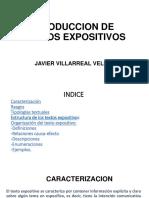 TEXTO EXPOSITIVOS 1.ppt