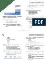 Ejercicios Temas 6 a 8