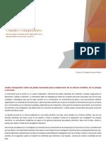 Analisis Cuadro Comparativo sobre artículo científico ensayo y Tesis en sus contenidos y desarrollo