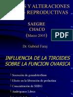 Tiroides Alteraciones Gineco Rep3842 Ppt Share)