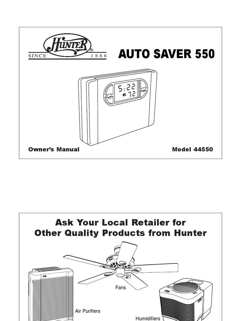 Hunter 44550 Wiring Diagram Electrical 21313 Trusted Van Dorn
