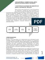 Plan Escuelas Saludables 2019