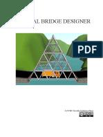 Tutorial Bridge Designer