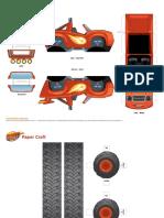 Blaze CarCraft
