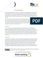 Tips for Teaching Pronunciation_handout
