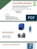 Expo Secadores Neumatica e Hidraulica