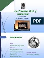 Clase Inaugural Presentacion Catedra Gozaini