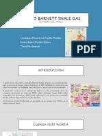 Campo Barnett Shale Gas