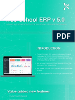 Web School ERP v5- The Powerful School Management Software