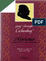 Lichtenberg, Georg Christoph  - Aforismos-EDHASA (1990).pdf