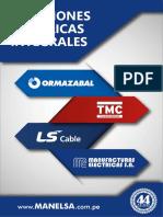 CATÁLOGO SOLUCIONES ELÉCTRICAS INTEGRALES 2016.pdf