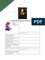 William Shakespeare_ Romeo & Juliet