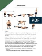 Fat Burning Exercises.docx