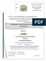 Transmission and reception of radio waves in CRTV Buea(optimization of transmitter power)