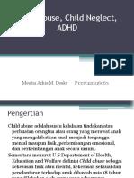 9. ADHD