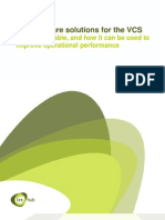 Key Software Solutions for the VCS - FULL
