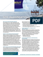 Facts About Site Investigations