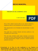 7maSemana Derecho Munucipal en El Peru