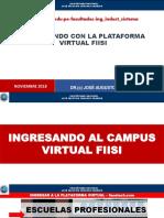 Tutorial Plataforma Virtual Fiisi