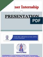 Intership PPT