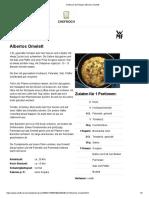 Chefkoch.de Rezept_ Albertos Omelett
