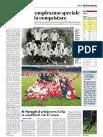 La Provincia Di Cremona 24-03-2019 - Cremonese