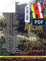 Destine Literare - Literary Destinies, March 2019