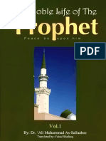 The Noble Life of the Prophet 3 Volumes