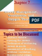 Airway Managemnt - Bls