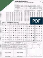 Booklet Series B Keys