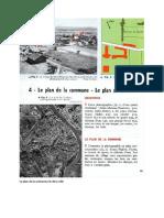 Le Plan de La Commune Et de La Ville