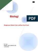 Modul Biologi 1 Kelas X (Pengenalan Sampai Klasifikasi)