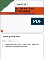 Ch02 Legal Environment