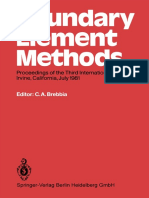 (Boundary Elements 3) George T. Symm (auth.), Dr. Carlos A. Brebbia (eds.) - Boundary Element Methods_ Proceedings of the Third International Seminar, Irvine, California, July 1981-Springer-Verlag Ber.pdf