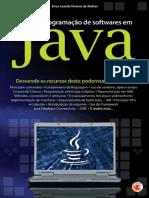 Programacao de Software Em Java - Erico Casella Tavares de Mattos - Excelente