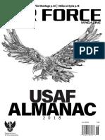 Air Force Magazine 2018 USAF Almanac