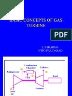 Presentation on Gas Turbine