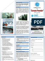 Brochure for Certificate Course on Corrosion PreventionApril 21- 30- 2014.pdf