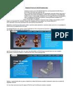 Tutorial FreeCad 1-40 (Presentación)