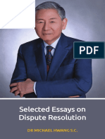 Selected Essays on Dispute Resolution (Academy Publishing_2018).pdf