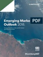 Emerging Markets Outlook 2018