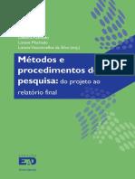 Metodos e Procedimentos de Pesq - Debora Azevedo