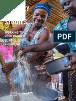 Global Hunger Index 2016 Case Studies 1