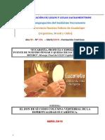 Roteiro Abril 2018 Espanhol