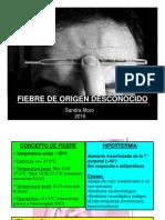 Fiebre de Origen Desconocido FOD Dra. Sandra Moro (1)