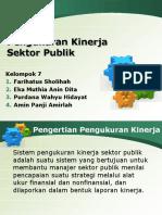 PPT. Pengukuran Kinerja Sektor Publik-1