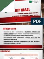 Polip Nasal