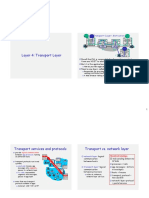 Transport Layer Documents