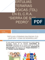 tertulias literarias dialógicas